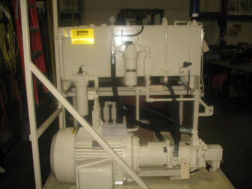 Portable Hydraulic Hose Repair : Service